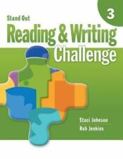 Stand Out Reading & Writing Challenge Level 3 Workbook, .., JENKINS, SABBAGH, Go