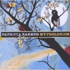 PATRICIA BARBER - MYTHOLOGIES  CD 11 TRACKS MODERN SWING JAZZ NEU
