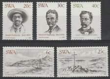 South-West Africa postfris 1983 MNH 532-536 - Ontdekkingsreizigers