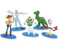 Disney Pixar Toy Story 4 Mini Figures Set Of 5