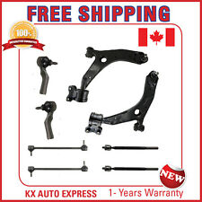 8 Pieces Front Complete Suspension & Steering Kit for Mazda 5 2009 2010 2012