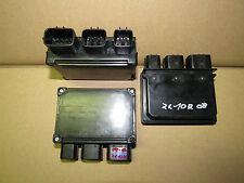 Kawasaki zx10r 08-09 zxt00e Dispositif de commande métal Fuel injection ECU CDI