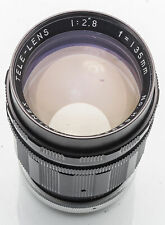 Hanimex Tele-Lens 135mm 135 mm 1:2.8 2.8 - M42 Anschluss