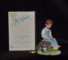 "J. Mcclelland - ""John"" - Porcelain Figurine - Limited Edition - Nib"