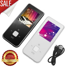 Portable 32GB HiFi MP3 MP4 Music Player Voice Recorder FM Radio w/ Card Slot NEW