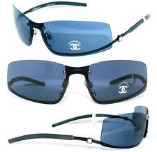 CHANEL 4008 Sonnenbrille Titan Verlauf Rainbow Herren Damen Luxus Brille Etui