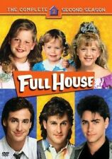 Full House Complete Second Season 0012569721487 DVD Region 1