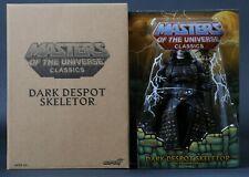 Super 7 MOTU Movie Dark Despot Skeletor Masters Universe Classics William Stout
