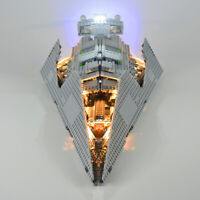 LED Lighting Beleuchtung Für LEGO 75055 Star Wars Imperial Destroyer Spielzeug