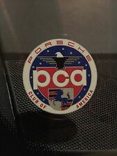 Porsche Club of America PCA Official Member Window Decal - Latest Version NEW!