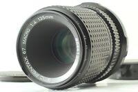 【Near MINT Late Model】Pentax SMC Takumar 135mm F/4 Macro Lens 6x7 67 Japan #B065