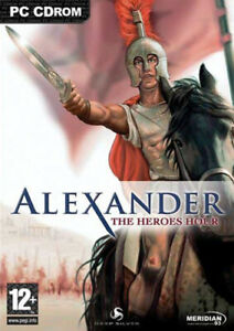 Alexander The Heroes Hour (PC GAME) NEW & SEALED