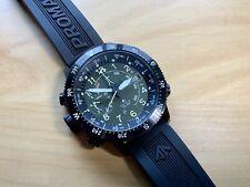 Citizen Eco Drive BN4045-12X Solar Nylon Band Altimeter Compass Ready to Ship @