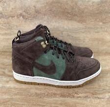 700f1e87c4 Nike Dunk CMFT Comfort Sneakerboot Dunk SB Men's Shoes Brown Olive size 9.5