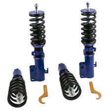 Racing Coilovers Kits For Toyota Celica 2000-2006 Adj. Height Shock Struts Blue