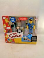 THE SIMPSONS INTERACTIVE POLICE STATION ENVIRONMENT NEW