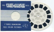 HAMBURG I Germany 1957 Scarce Belgian-made ViewMaster Single Reel 1540-A