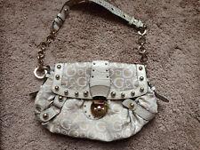 small Guess Brand handbag - beige cloth
