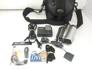 Panasonic PV-GS39 Mini DV Camcorder Firewire, w/Battery TESTED-WORKING FREE SHIP