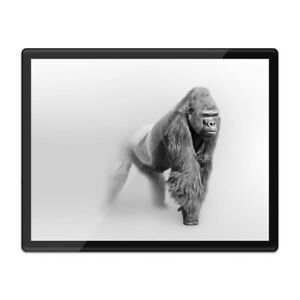 Placemat Mousemat 8x10 - Artistic Style Gorilla Drawing Art  #21631
