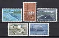 CYPRUS 1967 FIRST DEVELOPMENT PROGRAM  MNH