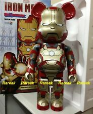 Medicom Be@rbrick 2013 Marvel Iron Man 3 1000% Mark XLII 42 Bearbrick Ironman