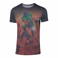 Official DOOM T SHIRT Box Art Sublimation Print Quality Gaming Gamer Gift