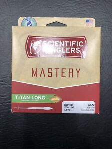 Scientific Anglers Mastery Titan Long Fly Line WF-7F