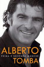 Alberto tomba (ita) 1.os Calgary 1988 ski alpin slalom ORIG. firmado/signed!!!