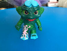 """Super Rare Lewis Galoob Troll Sea Monster Green Collectable 1993 Retro Swamp 4"""""""