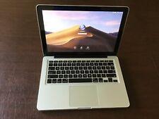 Apple MacBook Pro 13 inch Mid 2012 A1278 16GB Memory 500GB SSD Hard Drive