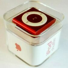 Apple iPod shuffle 4th Generation Red SE (2 GB) Original Model A1373 Full Set