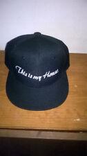 Unbranded Snapback Hip Hop Hats for Men