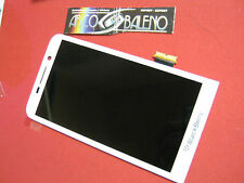 DISPLAY LCD+TOUCH SCREEN per BLACKBERRY Z30 4G RICAMBIO BIANCO VETRO VETRINO