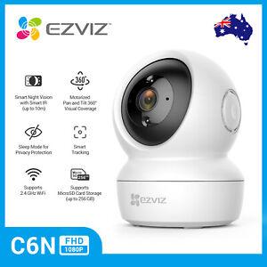 EZVIZ 1080P IP Security Camera Wireless Indoor Home WIFI 360° Monitor (C6N)