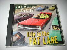 CD - VA - Fat Music Vol. IV - Life in the Fat Lane - Punk - Hardcore