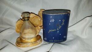 Vintage Box & Bottle of JASMIN Perfume