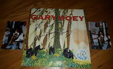 GARY HOEY Animal Instinct SIGNED & 2) In-store Photos from Jam/Autograph session