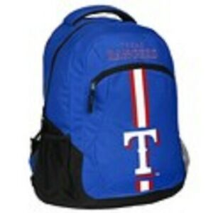 NWT Texas Rangers Action Backpack Free Shipping