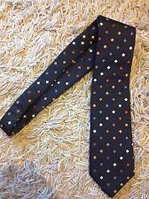 Henley Tie - 100% silk - immaculate