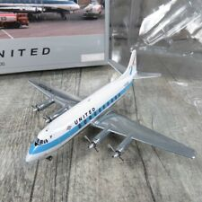 HERPA 553681 - 1:200 - United Airlines Vickers Viscount 700- OVP -  #P22401