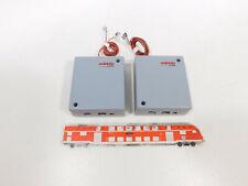 CN552-0, 5 #2x Märklin H0 Etc. / AC 60111 Anschlussbox/Caja, Muy Buen