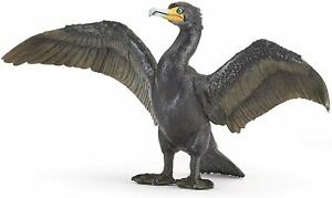 CORMORANT Bird  REPLICA 56049 ~ New for 2020! FREE SHIP/USA  w/$25+ Papo Items