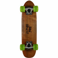 Vintage NOS 1970s MPI Old School Skateboard Complete Jimbo Phillips Dark Mahogan