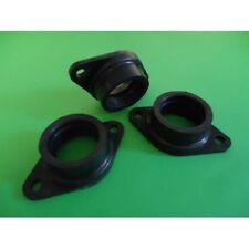 Kawasaki H2 Carb Inlet Rubbers / Intake Manifolds 750ss 750 Triple KH