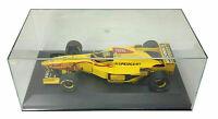 MINICHAMPS Jordan 196 Ralf Schumacher 1:18 in Vitrine / Showcase