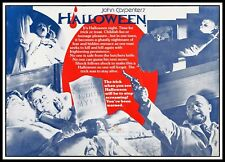 Halloween 6  Horror Movie Posters Classic & Vintage Cinema