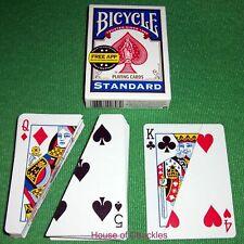 Comedy Split Deck - Bicycle - Magic Card Trick, USA