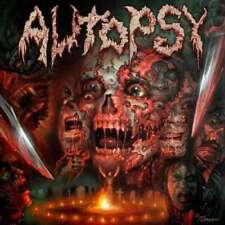 CDs de música bandas autopsy
