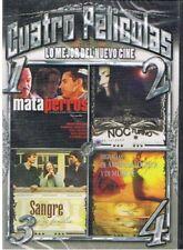 Mata Perros / Nocturno / Sangre / Historias De Amor Locura Y Muerte (DVD)